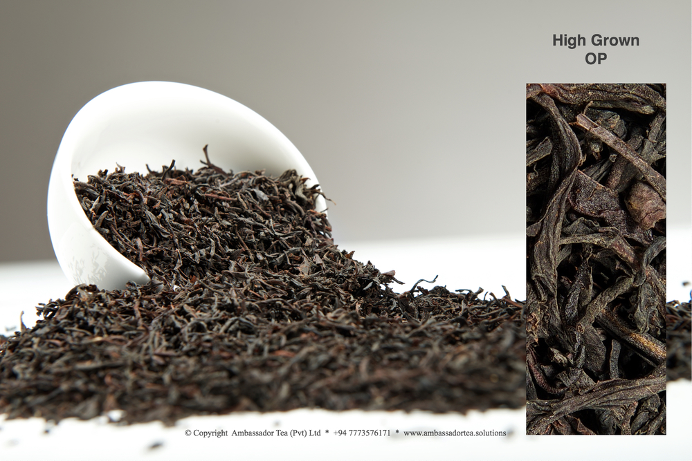 Ceylon [High Grown] Orange Pekoe Black Tea