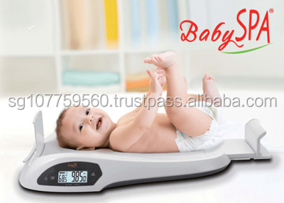 2-in-1 Comprehensive Health Monitor for Babies