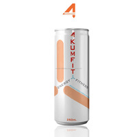 4th Generation Kumfit Energy drink