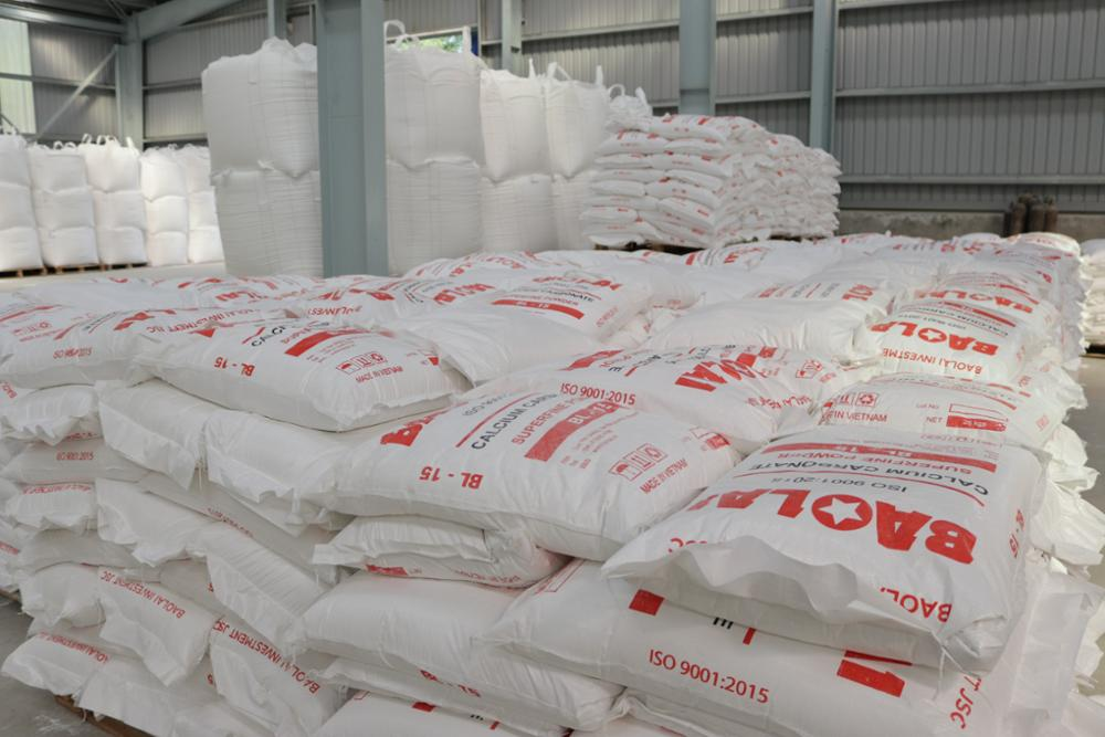 Vietnam manufacturer high purity Calcium Carbonate price
