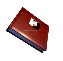 Indian wedding photo album design/ cheap leather album cover/ wedding photo album book