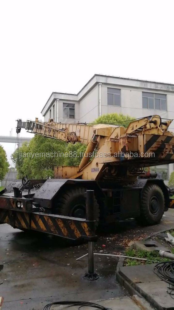 Wheel Moving Mobile Crane , Crane 40 Ton CCR400M , IHI Used Crane For Sale, CRR400M, good price