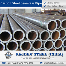 Low Cost Best Selling Industrial Grade Carbon Steel Seamless Pipe/ Tube