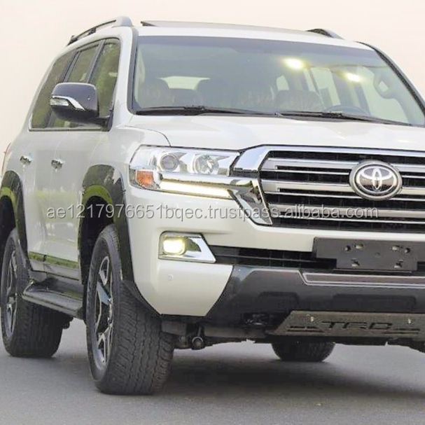 CHEAP 2017 MODEL LAND CRUISER 200 V8 4.5L TURBO DIESEL 8 SEAT AUTOMATIC TRD EDITION FOR SALE IN DUBAI