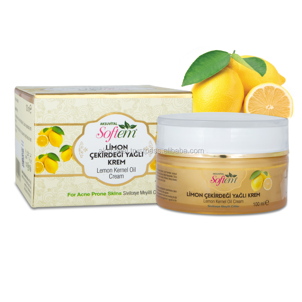 lemon cream for skin