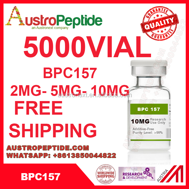 bpc157 wholesale bpc-157 bpc 157 2mg 5000 vials free delivery box label