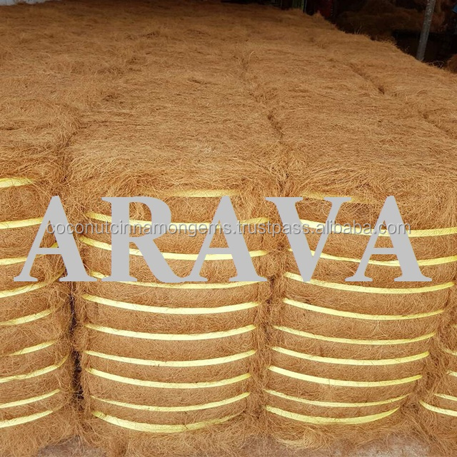 Mainly used in the manufacture of Coir Spring Mattresses and Upholstery.