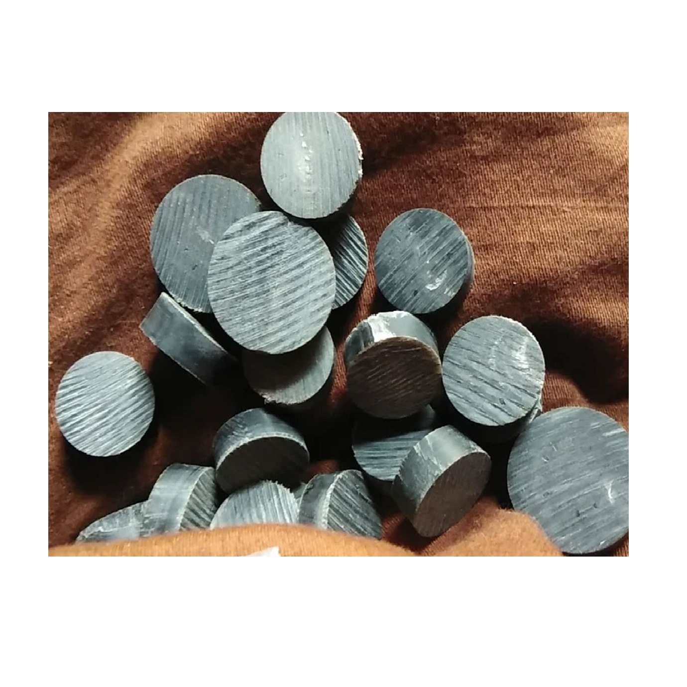 Best Quality Buffalo Ox Horn Button Blanks