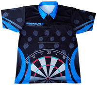 Custom Dart Jerseys Shirts For Dart Clubs And Teams