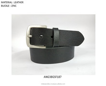 Top Grain Leather belt and alloy buckles maker, Pure leather belt and alloy buckles exporter
