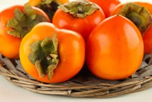 fresh persimmon fruits for sale