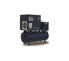 SARMAK SMART 85 FD TANK MOUNTED SCREW AIR COMPRESSOR