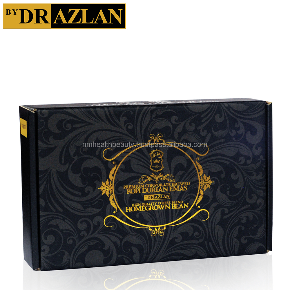 The Best Slimming Coffee Gold Durian Coffee byDRAZLAN