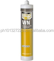 wacker weather seal silicone sealant