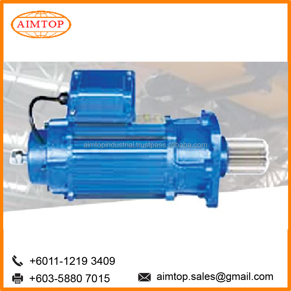 Aimtop High Quality Crane Gear Motor