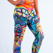 Flow crop yoga tights US Aus