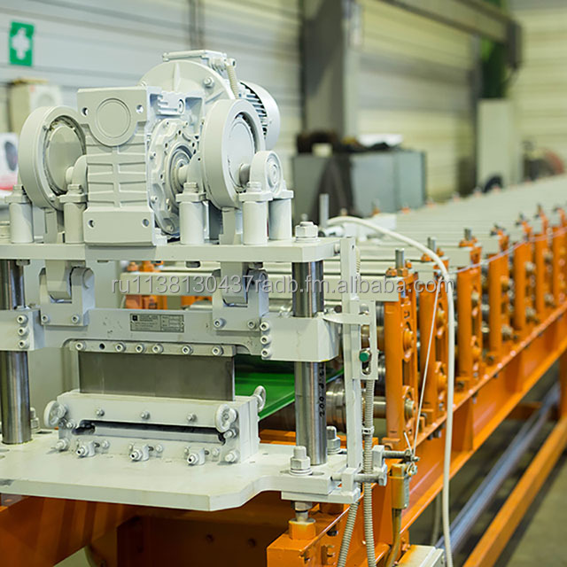 Siding Roll Forming Machines