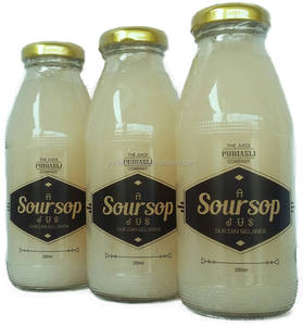MALAYSIAN 100% EXOTIC SOURSOP FRUIT JUICE