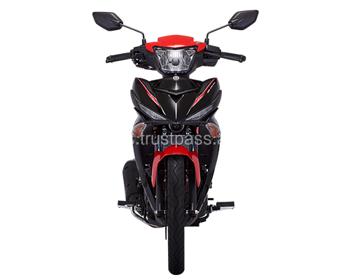 2017 NEW !!! Ex-ci-ter RC 150CC motorbike (Red)