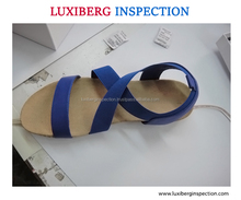 Ladies Shoes Final Random Inspection/ Footwear Quality Inspection Services in Dongguan and Foshan