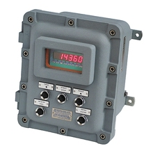 ADPEW200 Weight Indicator into EXPLOSION PROOF BOX W200 series for ATEX zone 1-21