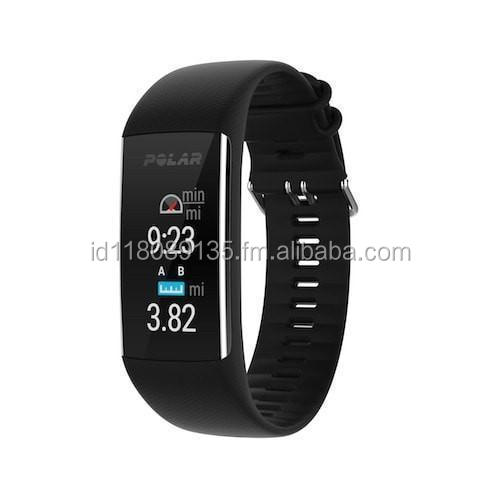 fitness tracker with continuous heart rate Strapless