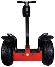 ULTRA ROVER App controlled 19 inch Self balancing scooter, black&red