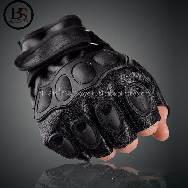 Half Finger Tactical Military Outdoor Sports Cycling Bikes Hunting Gloves
