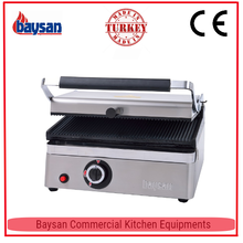 High Quality Commercial Gas Panini Grill Toaster