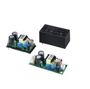 220v ac to 5v 12v 24v dc pcb mount ite power supply