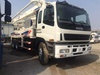 GOOD QUALITY Zoomlion USED CONCRETE PUMP ISUZU 37M