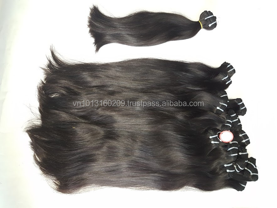 no glue no thread no clips machine weft braid in virgin hair