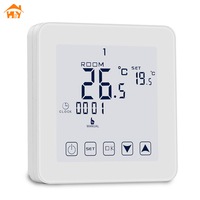 Haisen Touch Screen Central Heating Hot Water Gas Boiler Programmable Room Thermostat