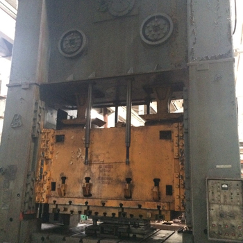 SHEET METAL MECHANICAL PRESS VORONEZH KB3539 800T