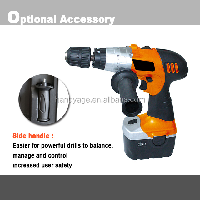 [Handy-Age]-Cordless Impact Drill (ET0100-007)