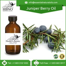 100% Natural and Pure Juniper Berry Oil