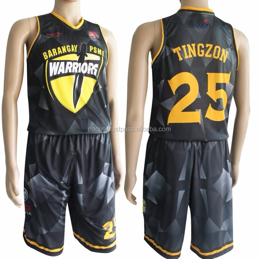 high quality orange basketball uniform made in Pakistan