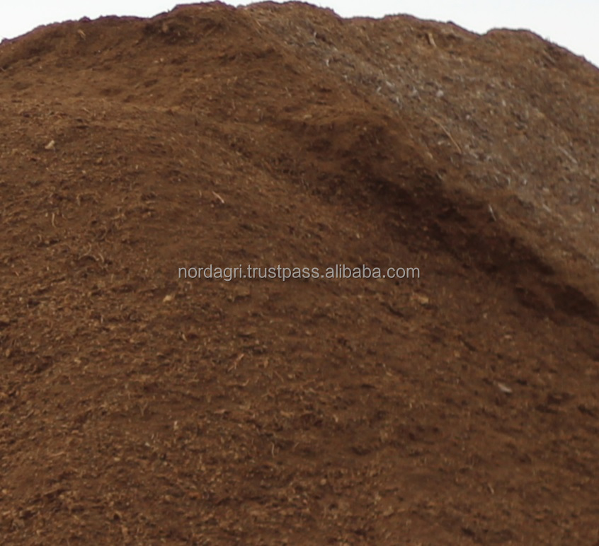 Peat moss Substrate for container plants