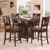 Modern Round Dinning Table Set With