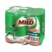 240ml Original Milo Chocolate Malt Drink in Cans Halal Products from Malaysia