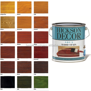 Water Based UV Resistant Wood Stain Paint