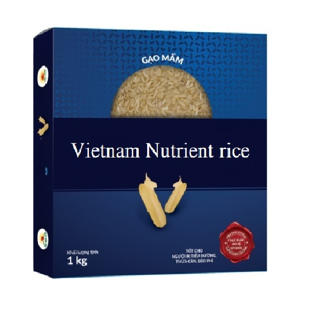 Nutrient Rice 1Kg for Wholesale Vietnam Premium Quality