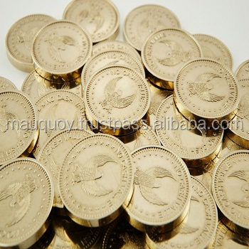 Minted quality nickel brass / Alpaca tokens coins medals
