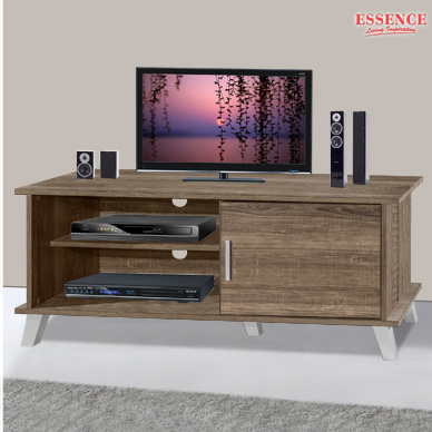 Modern TV Cabinet TV4602 with Soft Closing Hinges Made In Malaysia