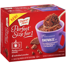 Decadent Brownie Mix, Case of 12