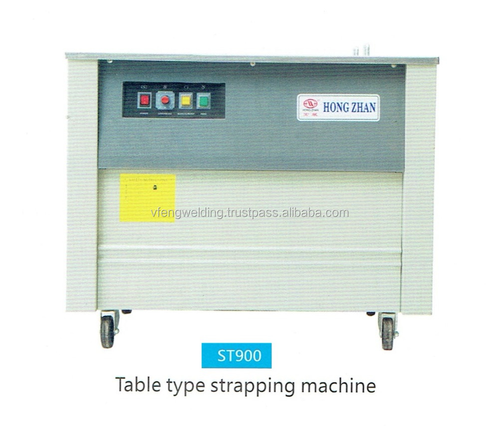 TABLE TYPE STRAPPING MACHINE