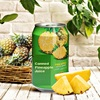 Canned Pineapple Juice - 330ml Canned Real Pineapple Juice Drink