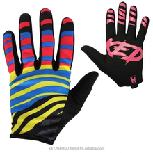 Custom Motocross Dirt Bike Gloves