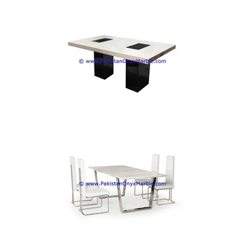 Custom Design  marble tables dining modern style tables round square rectangle home decor furniture