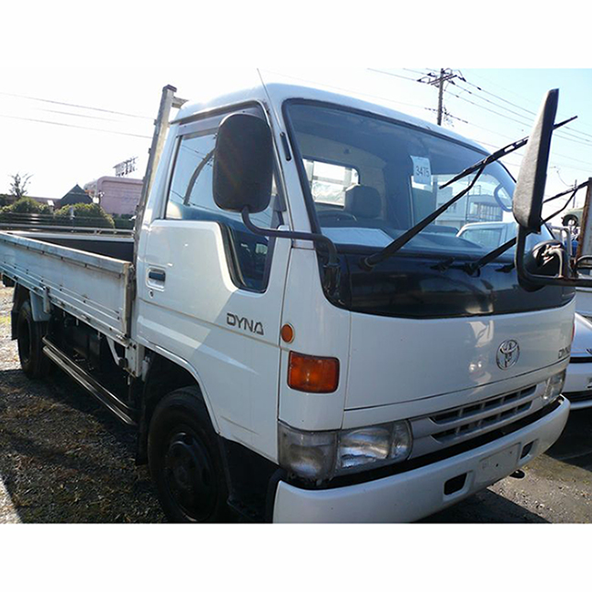 2018 Used/Secondhand Heavy Duty Engine Tipper Truck